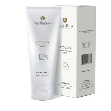 Crema viso Bio Glycolica12%
