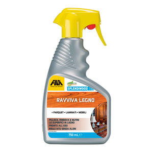 Pulitore spray SPLENDIWOOD FILA 750 ml Detergente spray per legno 750 ml