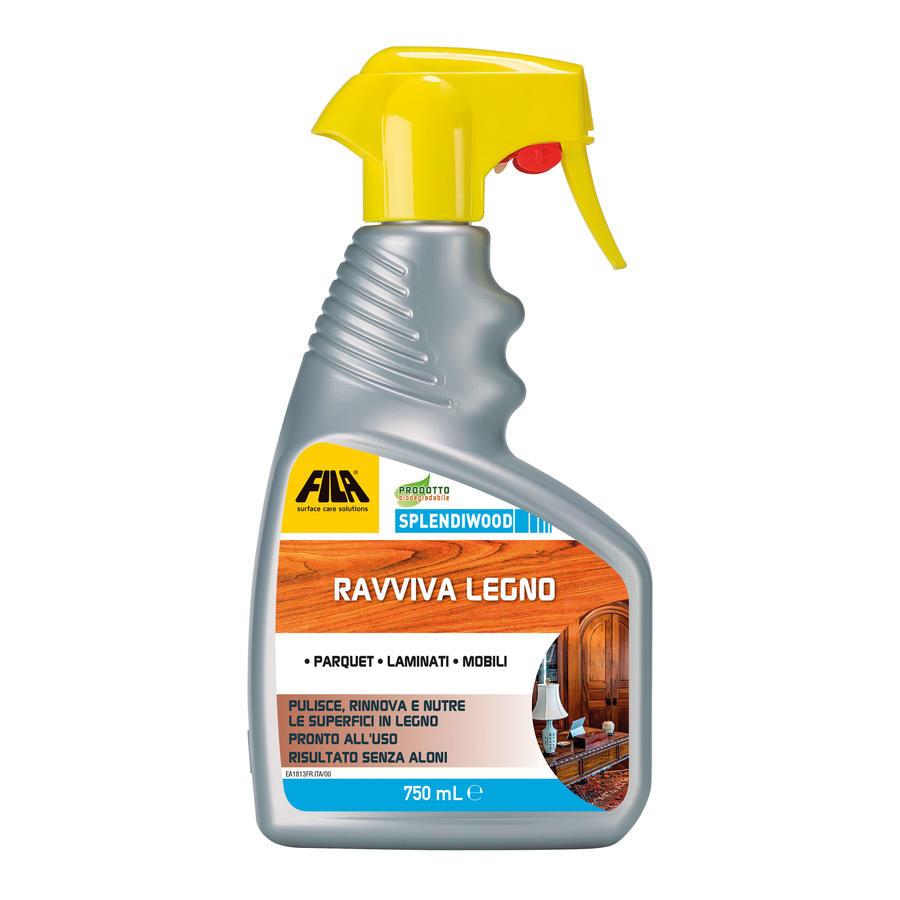 Pulitore spray SPLENDIWOOD FILA 750 ml Detergente spray per legno 750 ml