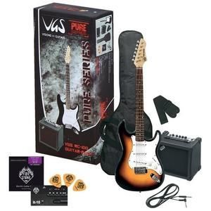 GEWAPURE Chitarra elettrica RC-100 Guitar Pack