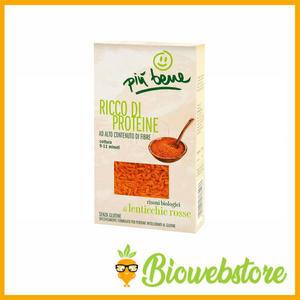 Risone di lenticchie rosse