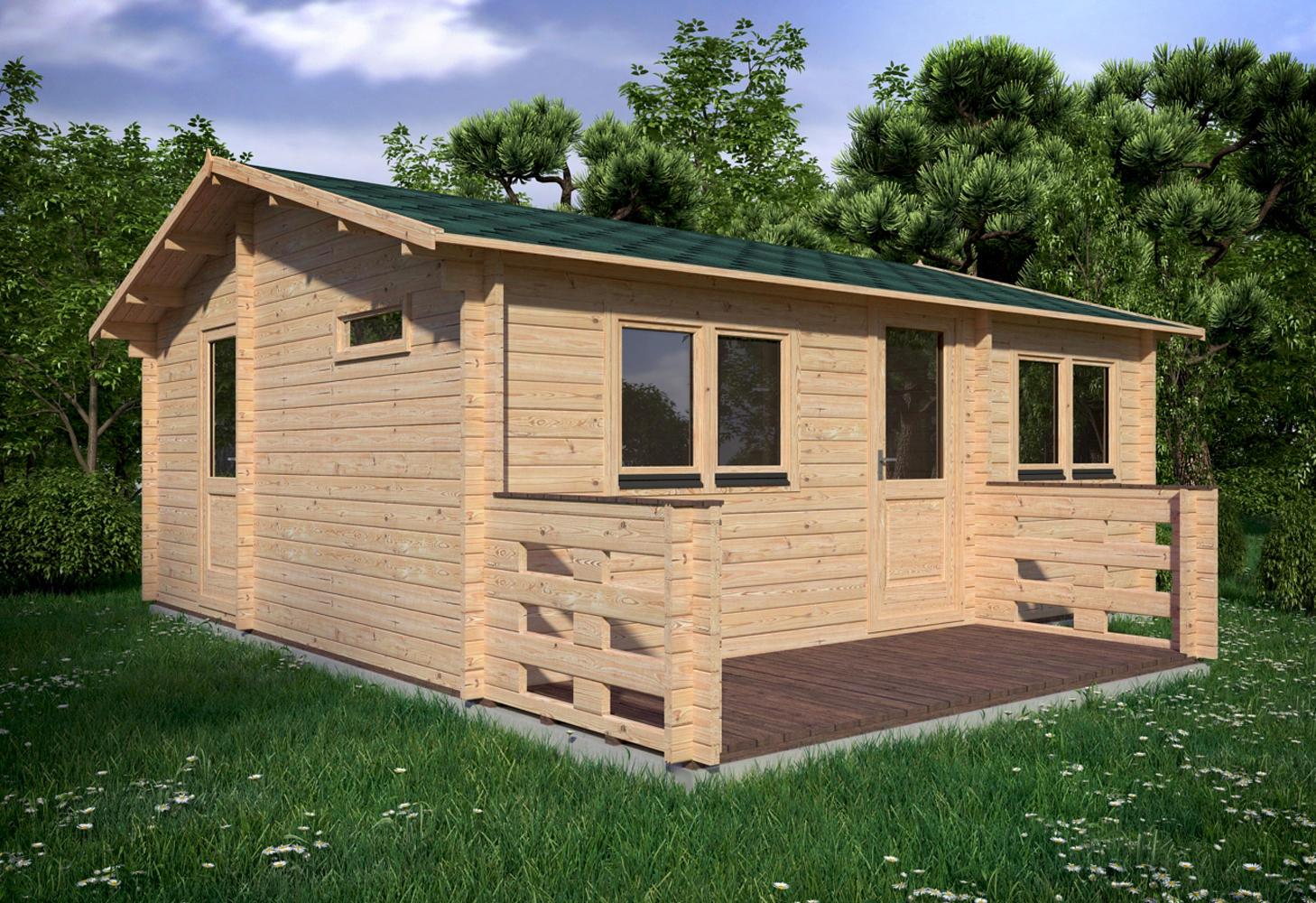 Casette In Legno Terrazzo Permessi casetta in legno, casetta in legno blockhouse