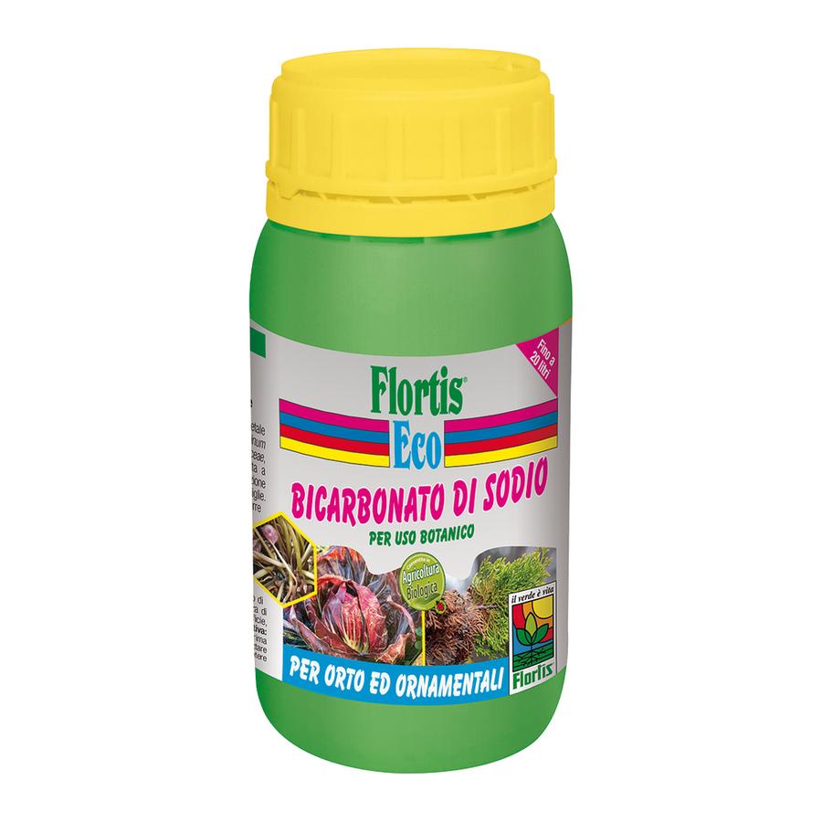Bicarbonato di Sodio BIO Flortis 200 gr