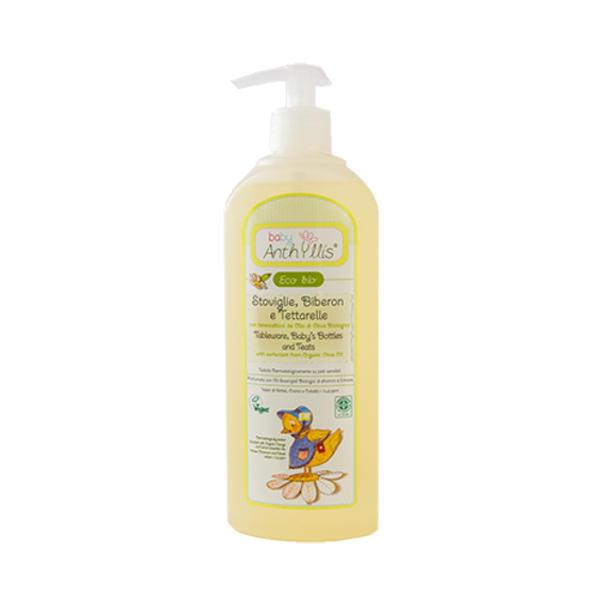 Detergente Ecobio per Stoviglie Bebè