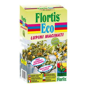 Concime BIO Lupini Macinati Flortis 800 gr