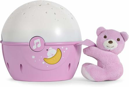 Proiettore luminoso da lettino - Chicco First Dream 45892 - Rosa