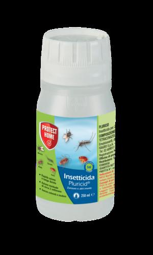 Insetticida Pluricid Disponibile nei formati 250 - 500 ml - 1 L