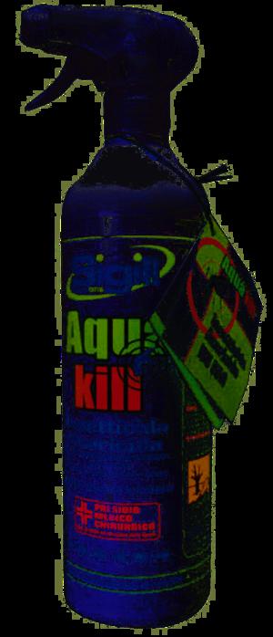 Insetticida Acaricida Aqua Kill Disponibile nei formati 750 ml - 5 L
