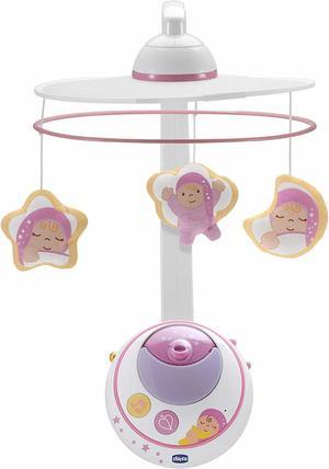 Giostrina per bambini  Magia di Stelle - Chicco  24291 - Rosa