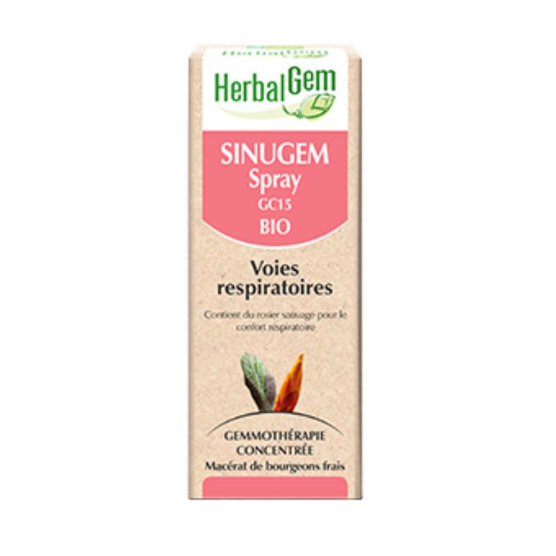 Herbalgem - Sinugem Spray Bio