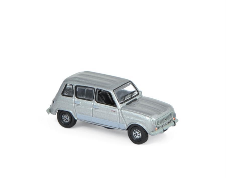 Renault 4 GTL 1987 Grey metallic - 1:87 Norev 510086A