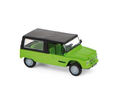 Citroen Mehari 1983 Tibesti green - 1:87 Norev 150953A