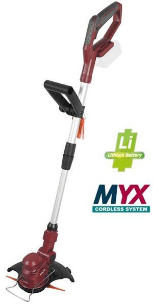 Tagliabordi a batteria YAMATO MYX CGLT 20 L (SOLO CORPO) x BATT.LITIO 20 VOLT cod 54055
