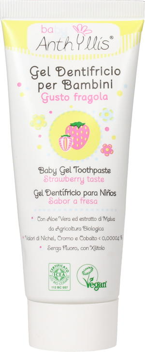 Dentifricio Gel