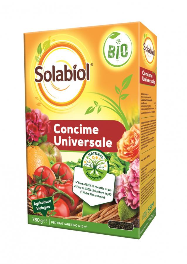 Concime Universale Solabiol 750 gr