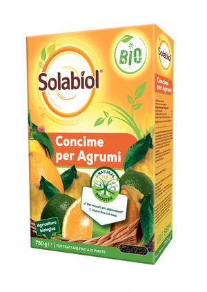 Concime Agrumi Solabiol 750 gr