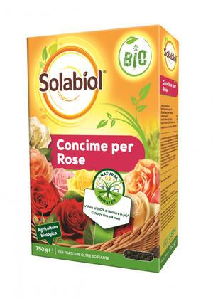 Concime Rose Solabiol 750 gr