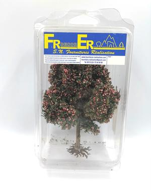 1 melo 10 cm tronco in legno Er Decor - ER.2396