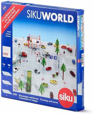 Moduli pista segnaletica stradale - Sikuworld 5598 - 3+ anni