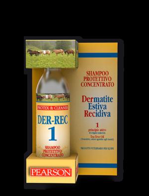 DER-REC 1 Shampoo Concentrato 250 ml