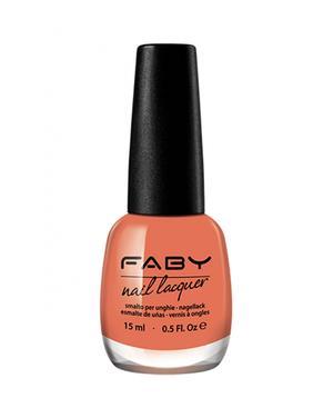Smalto unghie Coral Beauty- Arancione