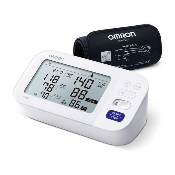 OMRON M6 COMFORT Afib - Misuratore di pressione