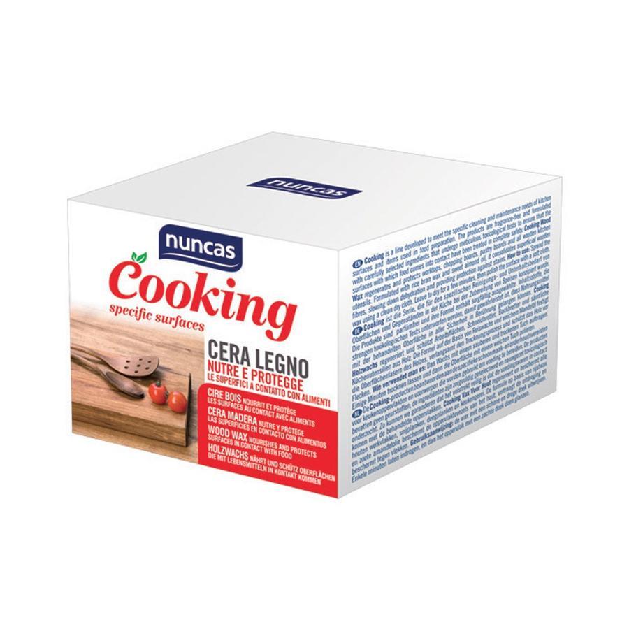 Cooking Cera Legno Nuncas 120 ml