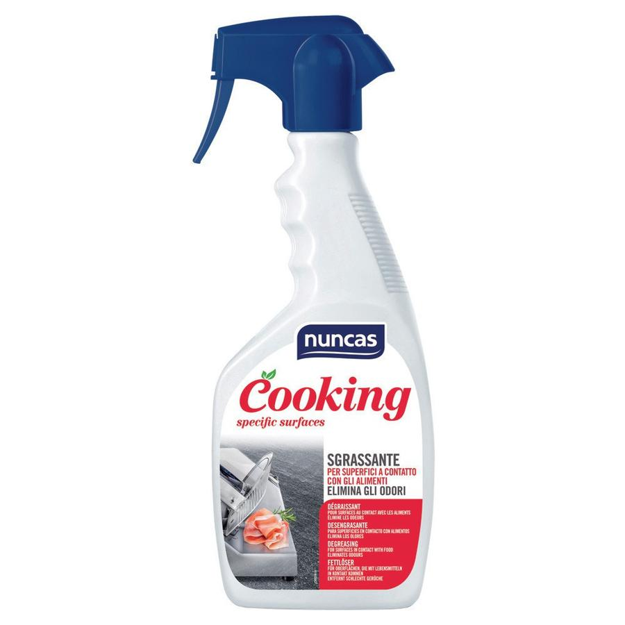 Cooking Sgrassante Nuncas 500 ml