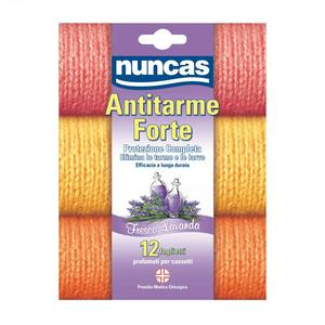 Antitarme Forte 12 foglietti Lavanda Nuncas