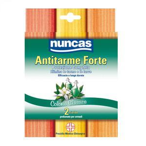 Antitarme Forte 2 cialde Colonia Nuncas