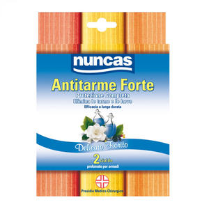 Antitarme Forte 2 cialde Delicato Fiorito Nuncas