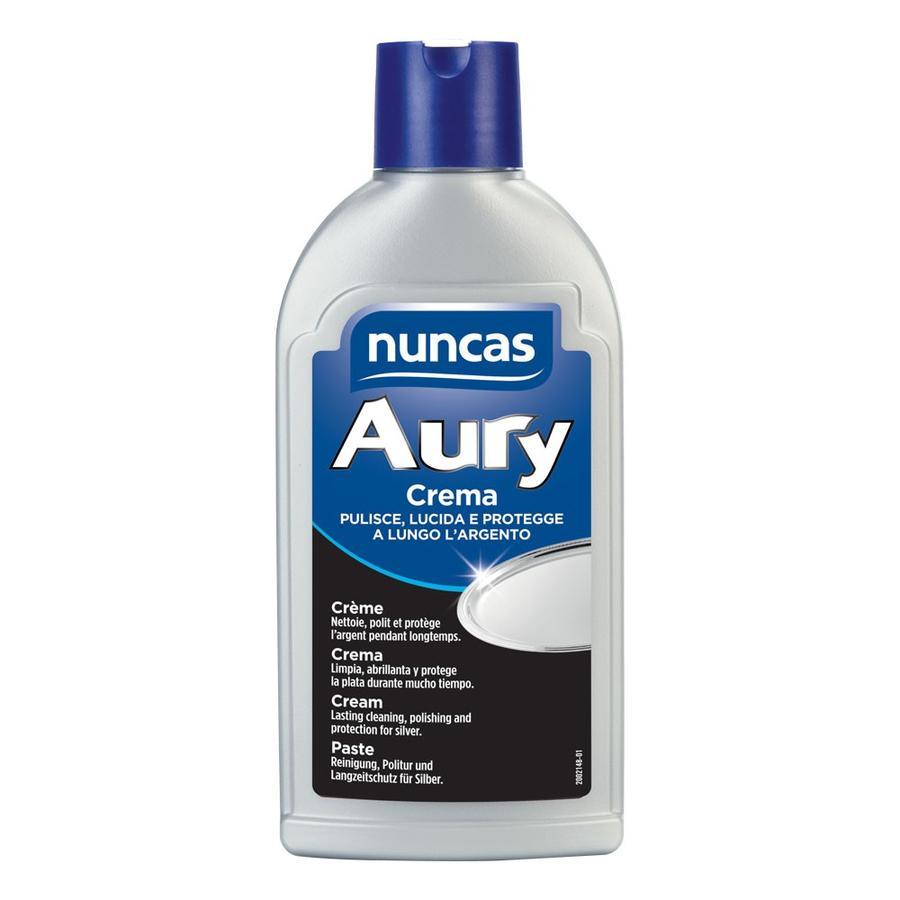 Aury Crema per Argento 250 ml Nuncas