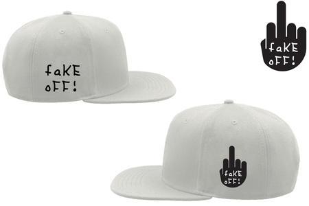 Cappello SnapBack FakeOff Logo