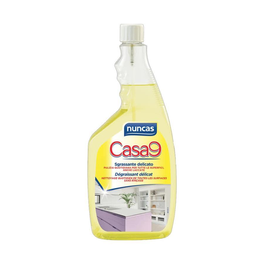 Ricarica per Sgrassante Delicato Casa9 750 ml Nuncas