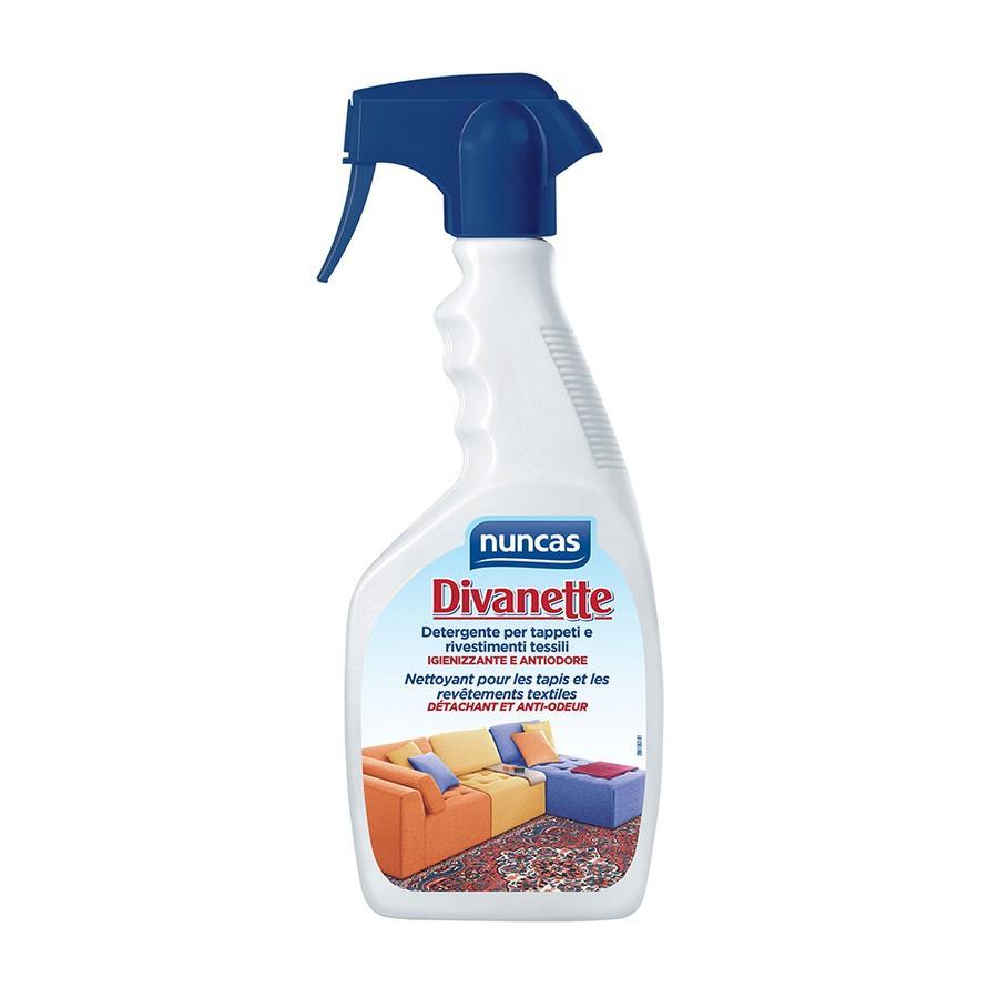 Detergente Divani e Tappeti 500 ml Nuncas