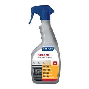 Detergente per Forno & Grill 500 ml Nuncas