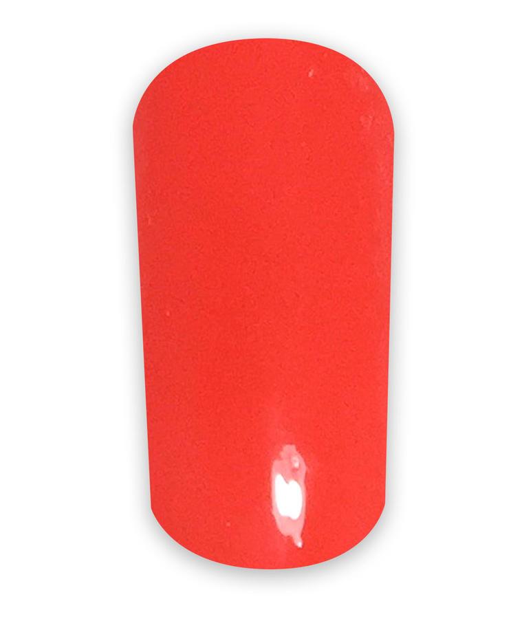 Smalto Semipermanente N.22 - Rosso Arancione 15 ml