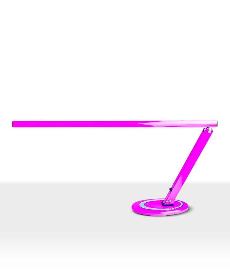 Lampada da tavolo Luce Fredda - Rosa