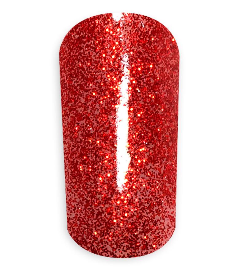 Smalto Semipermanente N.37 - Sparkling Red 15 ml