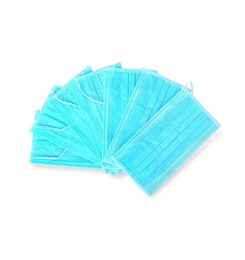 Mascherine anti-polvere - 50 pezzi