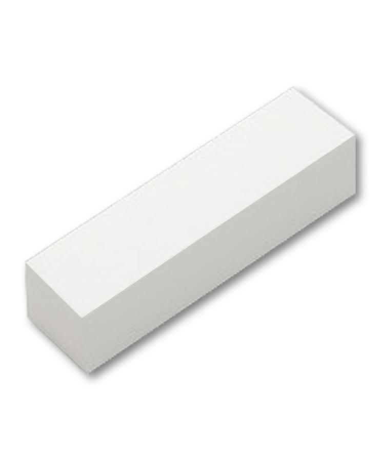 Buffer lucidante bianco