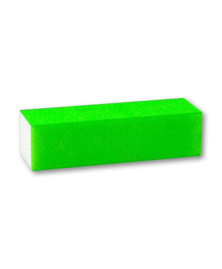 Buffer lucidante verde neon