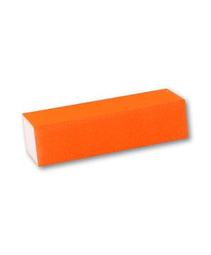 Buffer lucidante arancione neon