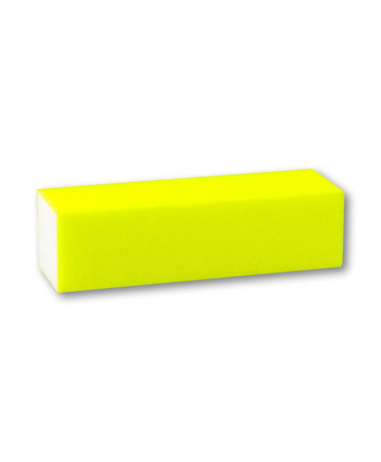 Buffer lucidante giallo neon