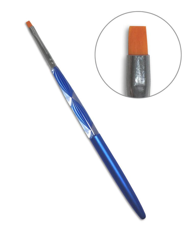 Pennello punta piatta N.1 - Nail Art