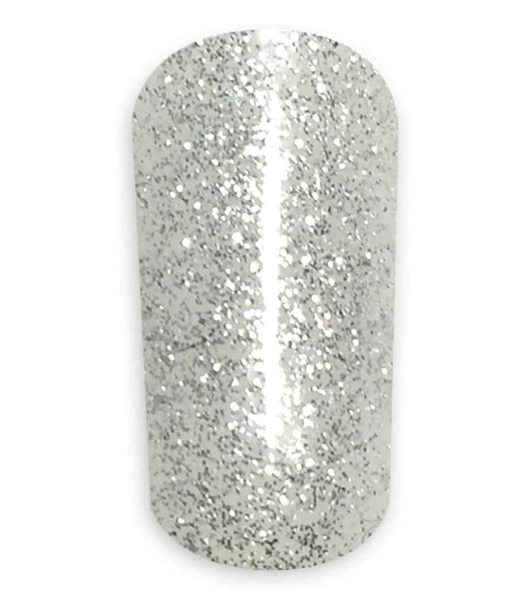 Smalto semipermanente N.36 - Sparkling Silver 15 ml