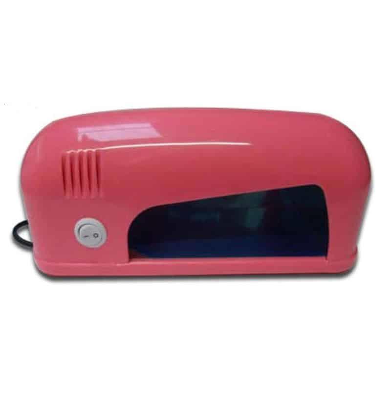 Lampada UV 9 watt rosa