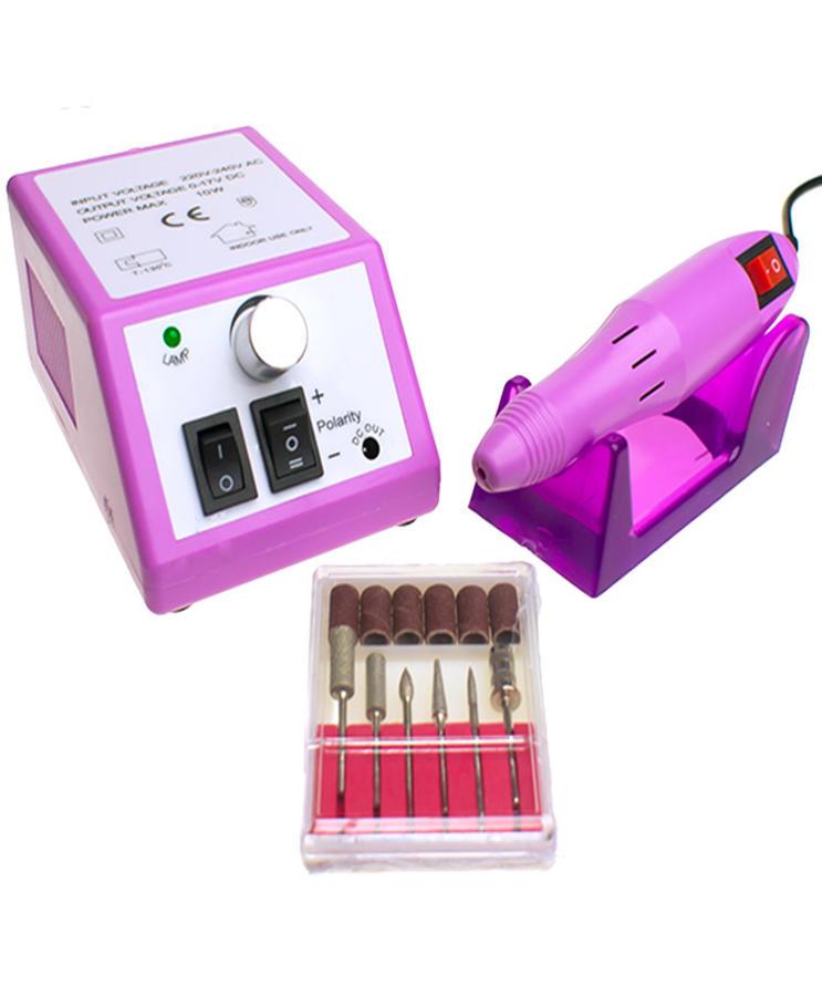 Fresa professionale Rosa DR298 - Potenza 10 watt