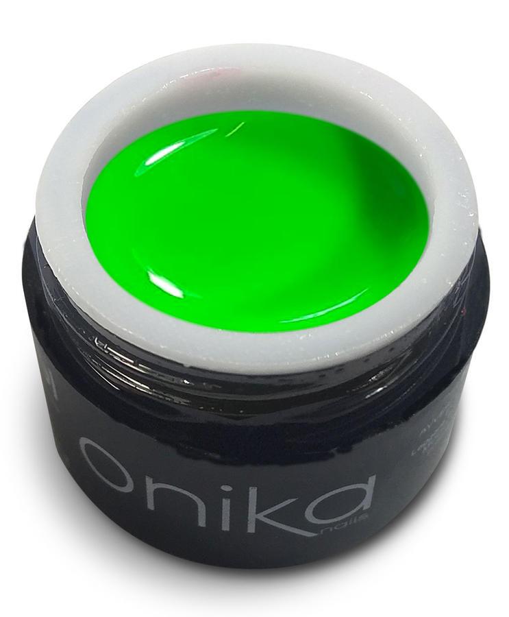 Gel color n°304 Verde Neon