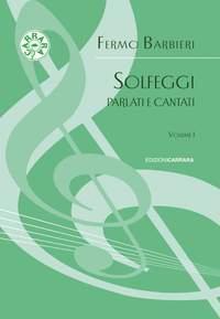 Barbieri - Solfeggi Vol. 1